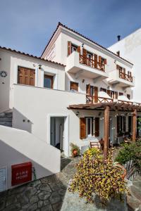 Arxontiko, Pensionen  Tinos Town - big - 51