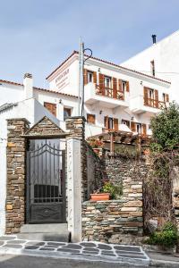 Arxontiko, Pensionen  Tinos Town - big - 32