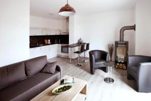 Leipzig Apartmenthaus, Aparthotels  Leipzig - big - 15