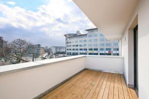 Leipzig Apartmenthaus, Aparthotels  Leipzig - big - 5