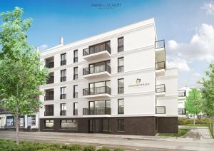 Leipzig Apartmenthaus, Aparthotels  Leipzig - big - 36