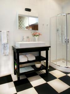 ダブルルーム 専用バスルーム付