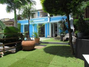 La Villa Kaz Bleue, Villas  Le Bois de Nèfles - big - 10