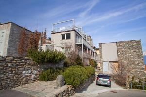 Vista Prima, Apartmanok  Pianello Del Lario - big - 22