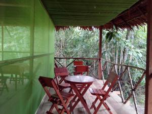 Amazon Golden Snake, Chaty  Santa Teresa - big - 13