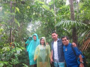 Amazon Golden Snake, Chaty  Santa Teresa - big - 16