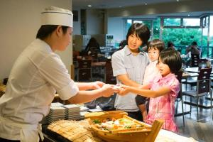 Resort Hotel Olivean Shodoshima, Resort  Tonosho - big - 84