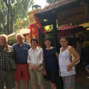 Hanoi Peridot Hotel (formerly Hanoi Delano Hotel), Hotely  Hanoj - big - 69