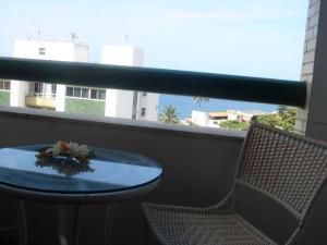 Flat Em Ondina, Apartmanhotelek  Salvador - big - 6