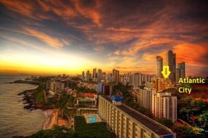 Flat Em Ondina, Apartmanhotelek  Salvador - big - 10