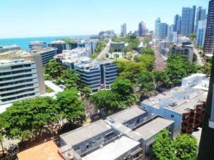 Flat Em Ondina, Apartmanhotelek  Salvador - big - 2