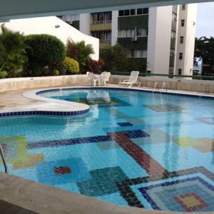 Flat Em Ondina, Apartmanhotelek  Salvador - big - 8