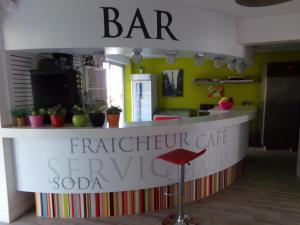 HoteI de la Plage Montpellier Sud, Hotels  Palavas-les-Flots - big - 24
