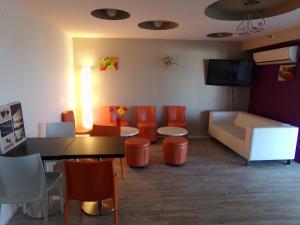 HoteI de la Plage Montpellier Sud, Hotels  Palavas-les-Flots - big - 16