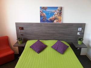 HoteI de la Plage Montpellier Sud, Hotels  Palavas-les-Flots - big - 13