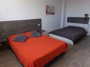 HoteI de la Plage Montpellier Sud, Hotels  Palavas-les-Flots - big - 2