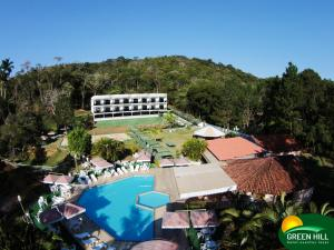 Hotel Green Hill, Hotel  Juiz de Fora - big - 45