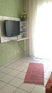 Apartamento Gimenes - Itapuã, Apartmanok  Mongaguá - big - 13