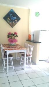 Apartamento Gimenes - Itapuã, Apartmanok  Mongaguá - big - 4