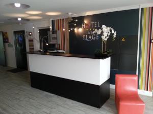 HoteI de la Plage Montpellier Sud, Hotels  Palavas-les-Flots - big - 29