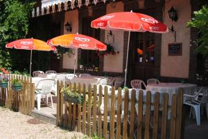 Hotel Restaurant Le Cygne, Hotely  Conches-en-Ouche - big - 41
