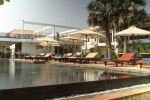 Tropic Jungle Boutique Hotel (Formerly Tropicana Residence), Szállodák  Sziemreap - big - 89