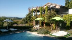 B&B Dochavert, Bed and breakfasts  Carcassonne - big - 55