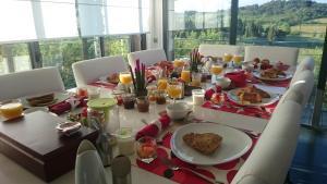 B&B Dochavert, Bed & Breakfast  Carcassonne - big - 54