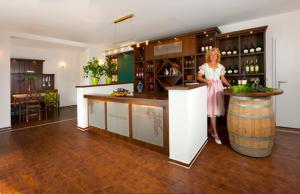 Wein-Träume, Hotels  Thüngersheim - big - 13