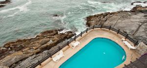 Hotel Oceanic, Hotely  Viña del Mar - big - 69