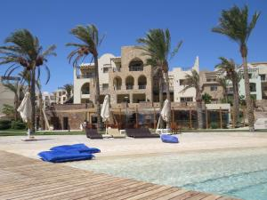 Azzurra two-Bedroom Apartment at Sahl Hasheesh, Apartmány  Hurghada - big - 29