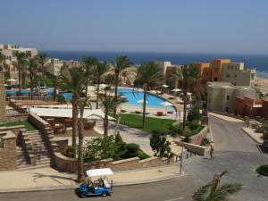 Azzurra two-Bedroom Apartment at Sahl Hasheesh, Apartmány  Hurghada - big - 35