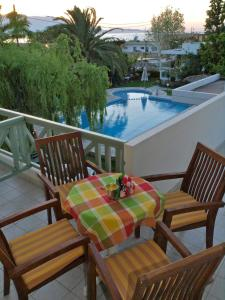 Cormoranos Apartments, Appartamenti  Kissamos - big - 51