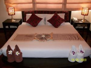 Grand Jomtien Palace Hotel, Hotely  Jomtien pláž - big - 42
