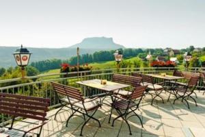 Hotel Rathener Hof, Hotely  Struppen - big - 24