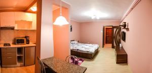 Mignon Residence, Ferienwohnungen  Galaţi - big - 5