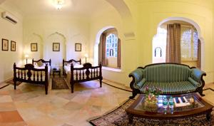 Alsisar Haveli - Heritage Hotel, Hotely  Jaipur - big - 2