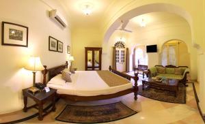 Alsisar Haveli - Heritage Hotel, Hotely  Jaipur - big - 3