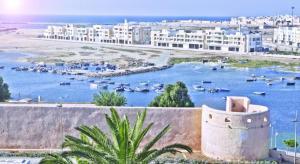 Apartement Agdal Rabat, Apartments  Rabat - big - 8