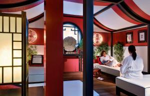 Grand Hotel Terme, Отели  Монтегротто-Терме - big - 21