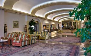 Grand Hotel Terme, Отели  Монтегротто-Терме - big - 30