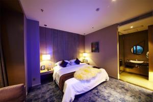 Foshan Weimei Di'an Hotel, Hotely  Foshan - big - 16