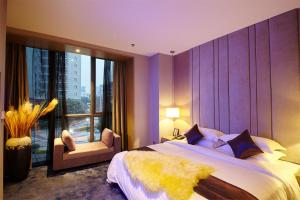 Foshan Weimei Di'an Hotel, Hotely  Foshan - big - 17