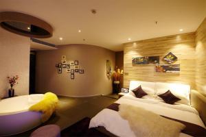 Foshan Weimei Di'an Hotel, Hotely  Foshan - big - 22