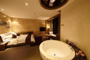 Foshan Weimei Di'an Hotel, Hotely  Foshan - big - 24