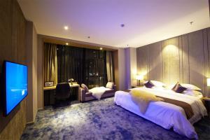 Foshan Weimei Di'an Hotel, Hotely  Foshan - big - 2