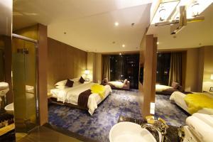 Foshan Weimei Di'an Hotel, Hotely  Foshan - big - 3