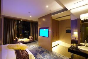 Foshan Weimei Di'an Hotel, Hotely  Foshan - big - 21