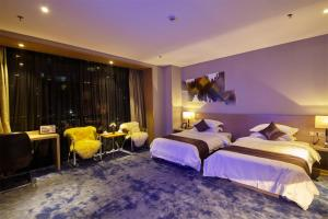 Foshan Weimei Di'an Hotel, Hotely  Foshan - big - 18