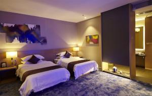 Foshan Weimei Di'an Hotel, Hotely  Foshan - big - 4